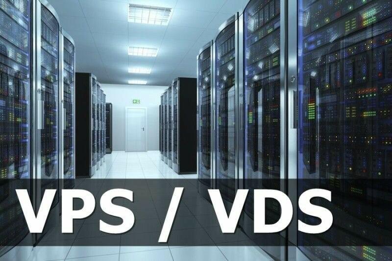 виртуальные сервера vps windows